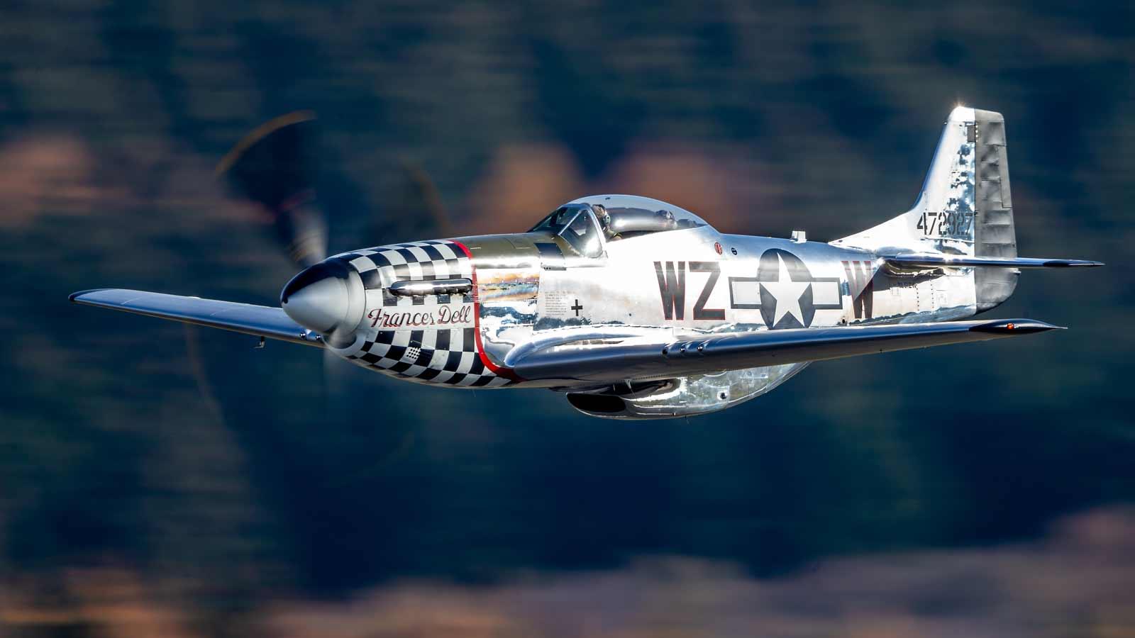 P-51 Frances Dell